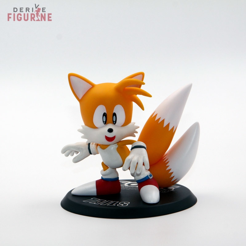 Figure Tails Sonic The Hedgehog First4figures