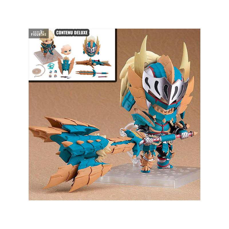 Hunter Male Zinogre Alpha Armor Figure Classic Or Deluxe