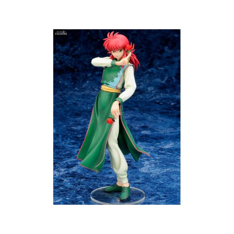Kotobukiya Artfx Kazuma Kuwabara Yu Yu Hakusho Incrivel: Youko Kurama Yu Yu Hakusho Zelda Princess Zelda I Hiei