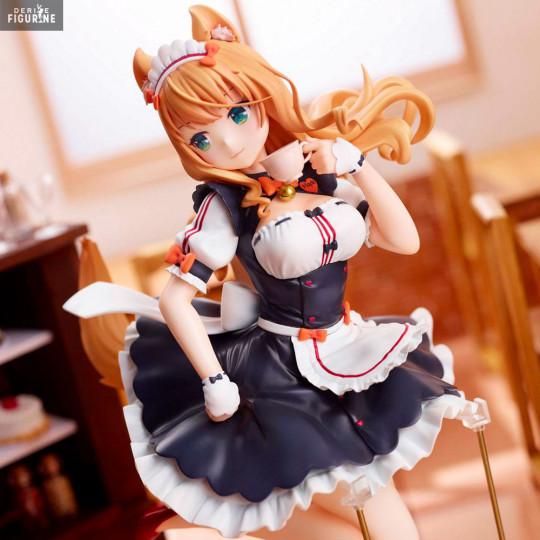 Union Creative Nekopara Maple Complete Figure Pre-order Limited Japan