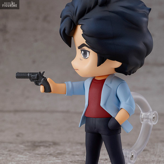 City Hunter Nicky Larson Shinjuku Private Eyes Nendoroid figure Ryo Saeba 10cm