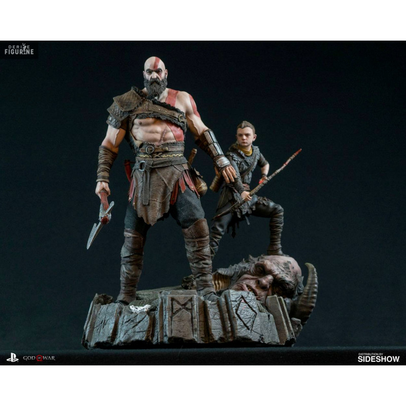 figurine kratos
