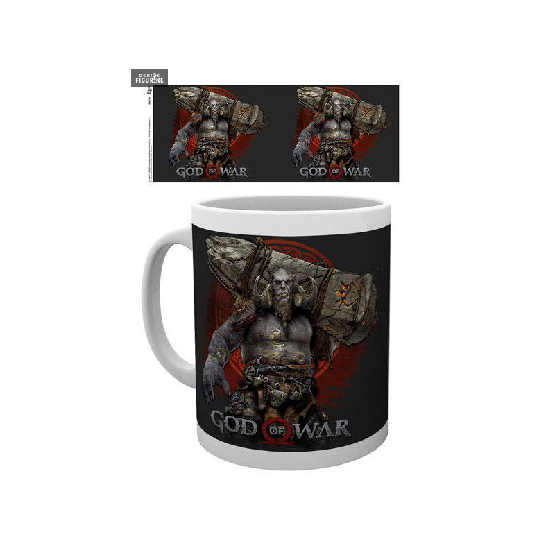 Mug troll god of war gb eye for Mug isotherme micro onde