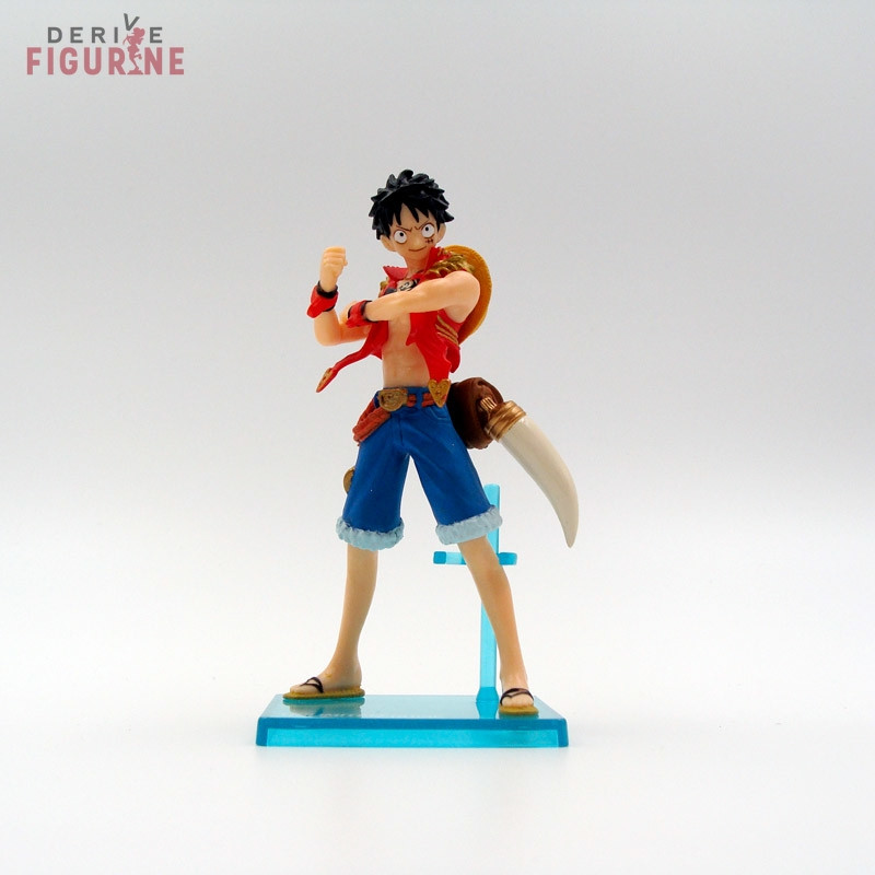 Figure Monkey D Luffy One Piece Bandai