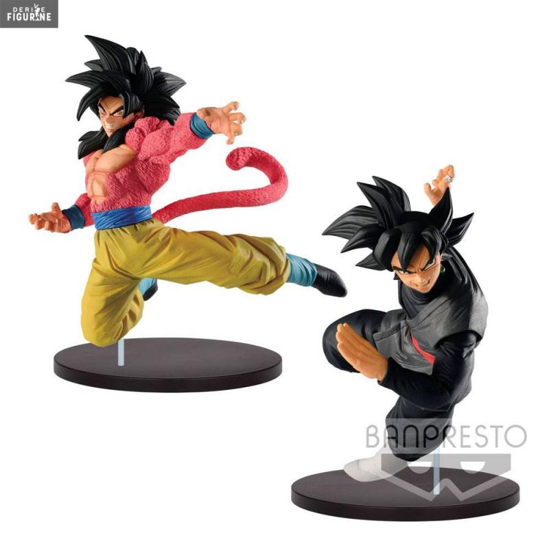 Figures Son Goku And Goku Black