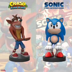 Ensemble de 4 2 4 PVC Figures 3 Sonic the Hedgehog Boom 8 SERIES VOL 1