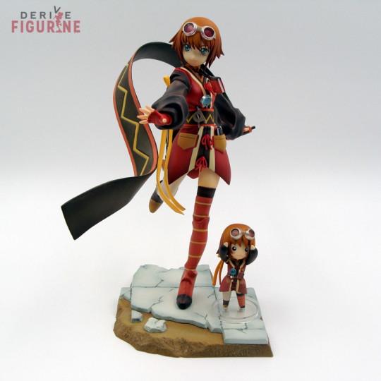 #F72-064 Banpresto Chibi Kyun-Chara figure Tales of Vesperia Rita Mordio