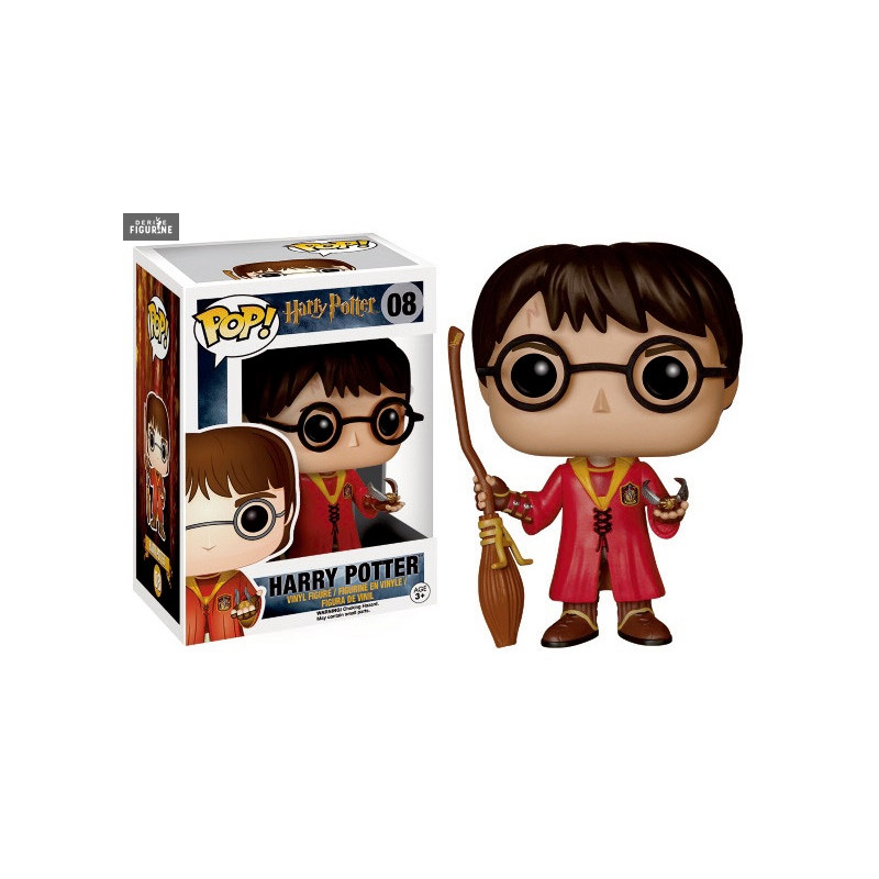 Funko POP 08 Harry Potter Harry Potter