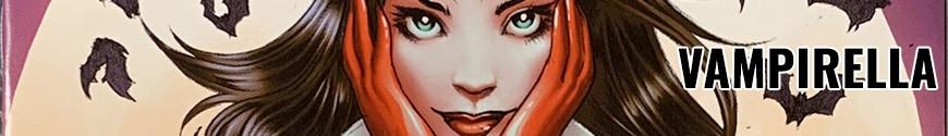 Figurines Vampirella et produits dérivés