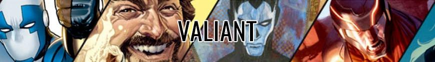 Figurines Valiant Comics et produits dérivés