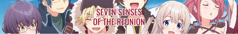 Figures Seven Senses of the Reunion and merchandising products