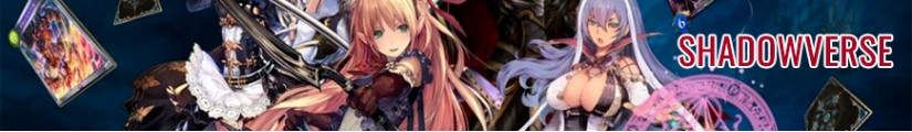 Figures Shadowverse and merchandising products