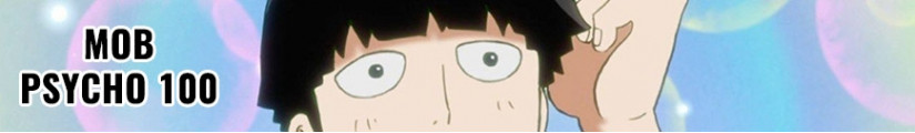 Figures Mob Psycho 100 and merchandising products