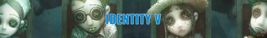 Figurines Identity V et produits dérivés