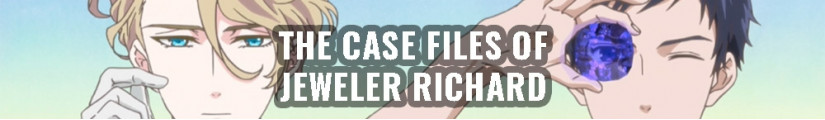 Figures The Case Files of Jeweler Richard and merchandising products