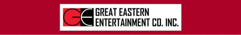 Merchandising products Great Eastern Entertainment
