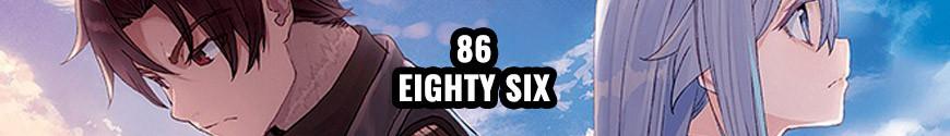 Figurines 86 Eighty Six et produits dérivés