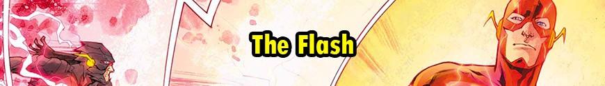 Figurines The Flash et produits dérivés