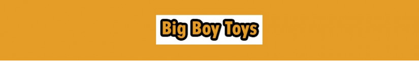 Figures and merchandising products Big Boy Toys
