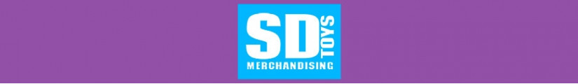 Merchandising products SD Toys