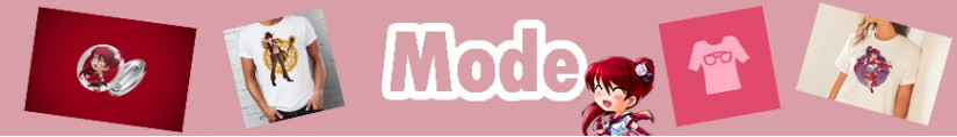 Vêtements et accessoires de mode sous licence officielle