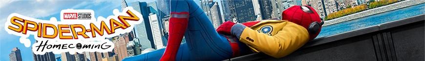Figurines Spider-Man et produits dérivés