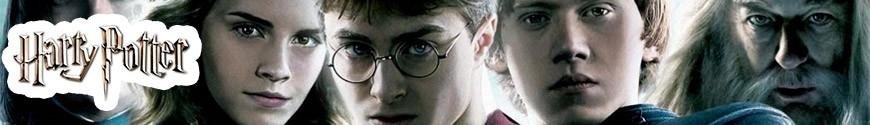 Figurines Harry Potter et produits dérivés