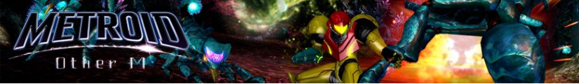 Figures Metroid and merchandising products