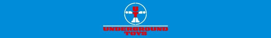 Produits dérivés Underground Toys