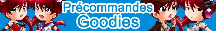 Goods Pre orders