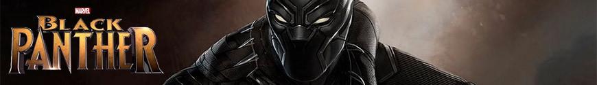 Figurines Black Panther et produits dérivés
