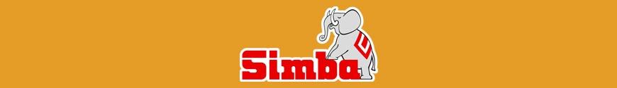 Merchandising products Simba