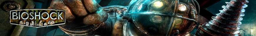 Figurines BioShock et produits dérivés