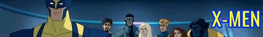 Figurines X-Men et produits dérivés