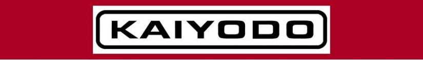 Figurines Kaiyodo