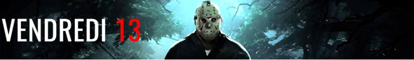 Figures Friday The 13 and merchandising products