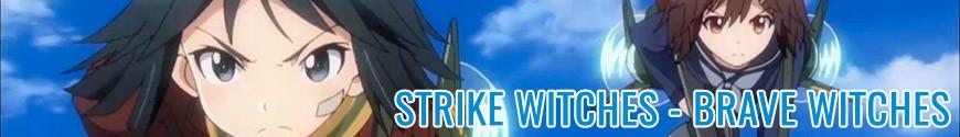Figurines Strike Witches - Brave Witches et produits dérivés