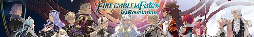 Fire Emblem figures and merchandising products