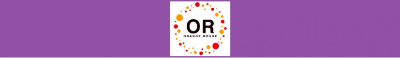 Figurines ORANGE ROUGE