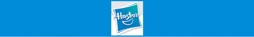 Merchandising products Hasbro