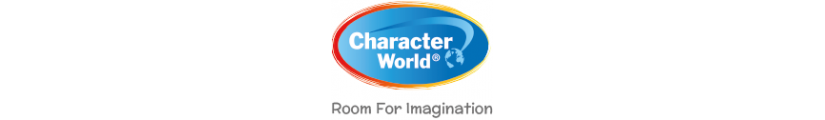Merchandising products Character World