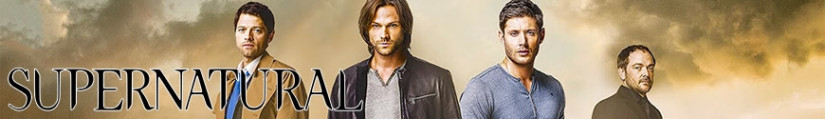 Figures Supernatural and merchandising products