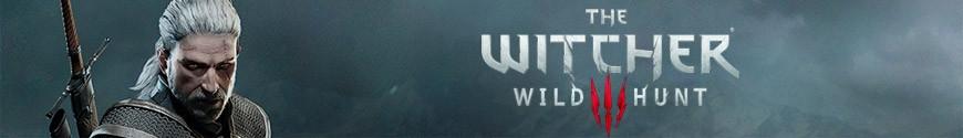 Figurines The Witcher et produits dérivés