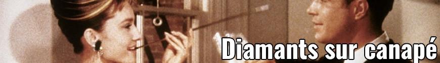 Figurines Diamants sur canapé et produits dérivés