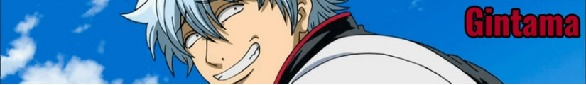 Figures Gintama and merchandising products