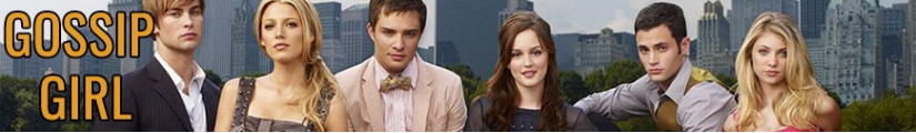 Figures Gossip Girl and merchandising products