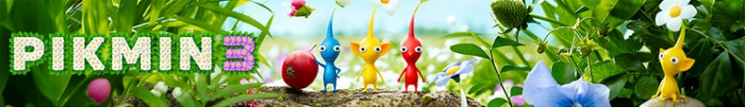 Figures Pikmin and merchandising products