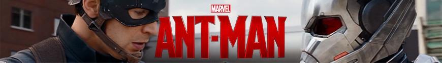 Figurines Ant-Man et produits dérivés
