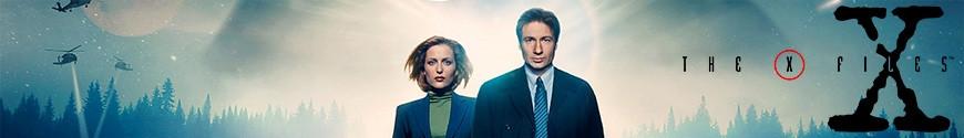 Figurines X-Files : Aux frontières du réel et produits dérivés