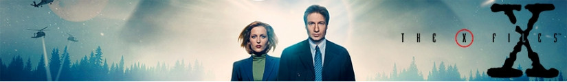 Figures X-Files and merchandising products